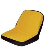 Seat Cover (MEDIUM) LP92324 Fits John Deere Mower & Gator seats up to 15... - $24.95
