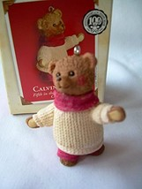 Hallmark Keepsake Ornament Calvin Carver 5th in Snow Cub Club Series 2002 - $9.99