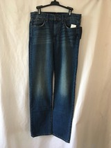 Joe's Jeans Classic Fit Denim Blue Jeans Distressed Mens 31 Joe 100% Cotton - $47.41