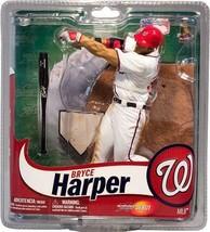 Bryce Harper Washington Nationals McFarlane Action Figure NIB MLB Sports... - $37.12