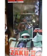 """NEW 2002 BANDAI JUMBO GRADE ZAKU """"GREEN MACHINE"""" 1/35 gundam dx machinde... - $595.00"""
