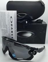 Polarizzate Oakley Occhiali da Sole Jaw Breaker OO9290-07 Polished Black W/ Nero