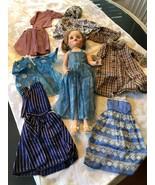 VINTAGE 1940's Revlon, Cissy? Elsie?  Doll Original With Clothes - $148.49