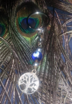 New Moon Vessel #5 Evil Eye Key Chain Protection, Clearing , Aura Repair - $29.00