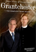 Grantchester complete series season 1 3 dvd bundle  2017 7 disc  1 2 3 3 thumb200