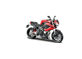 Benelli Tornado R160 Naked Tre Diecast Model Motorcycle 10174 - $19.00