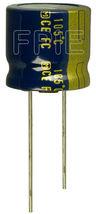 25V, 1200uF Radial FC Capacitor 18x15mm Panasonic (200-5432) - $1.50