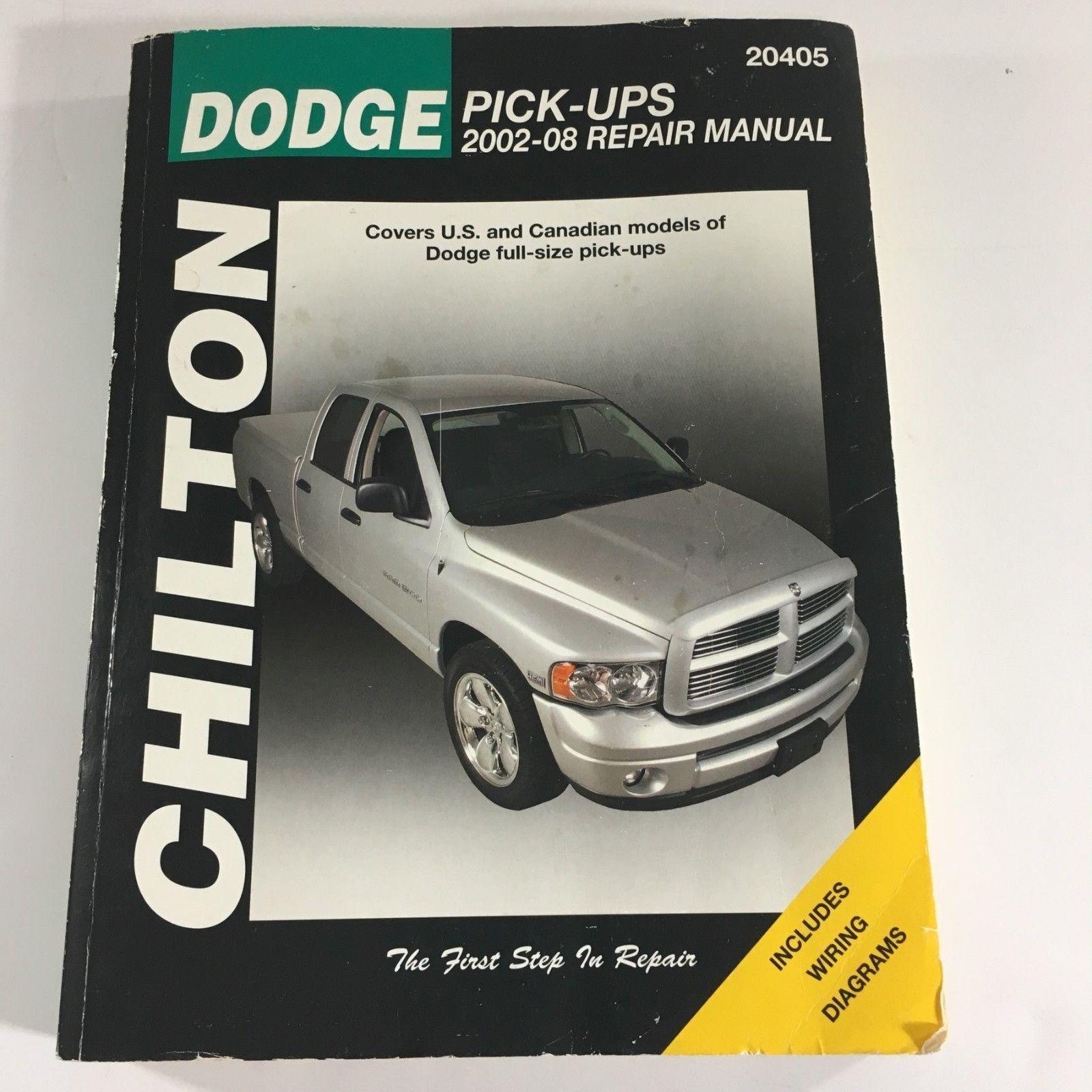 2010 dodge ram 1500 haynes repair manual