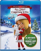 Mariah Carey's All I Want for Christmas Is You [Blu-ray + DVD]