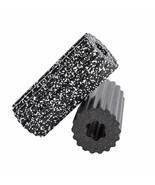 Epp Hollow Foam Roller For Fitness Exercise Yoga Pilates Physiotherapy M... - $17.98