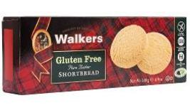 Walker's Gluten Free Shortbread Rounds - $30.00