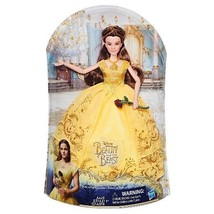 Disney's Beauty and the Beast ~ Belle Enchanting Ball Gown Movie Figure ... - $28.04