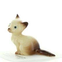 Hagen Renaker Miniature Cat Siamese Mama Ceramic Figurine image 4