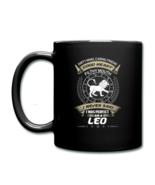 Leo The Lion Zodiac Coffee Cup  Astrology Full Color Mug - $14.99
