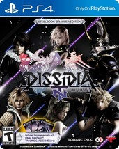 Dissidia Final Fantasy NT Steelbook Brawler Edition - PlayStation 4 - $52.62