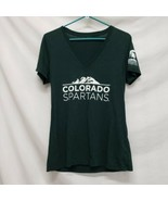 Michigan State Rocky Mountain Alumni Club Colorado Spartans Top Women Si... - $19.60