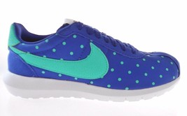 NIKE W ROSHE LD-1000 POLKA DOT PRINT WOMEN'S ROYAL BLUE SNEAKERS#810861-... - $53.39