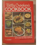 BETTY CROCKER'S COOKBOOK 1982 NEW AND REVISED EDITION GOLDEN 400 Pages - $19.75