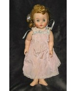 "Vintage 1958 Madame Alexander 15"" Edith the lonely Kelly Baby Doll HTF M... - $89.09"
