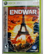 Tom Clancy's EndWar (Microsoft Xbox 360, 2008) - $3.46