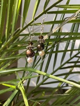 Handcrafted Baroque Pearl Earrings  - $29.00