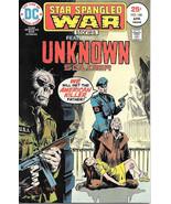 Star Spangled War Stories Comic Book #186, DC Comics 1975 VERY FINE- - $11.64