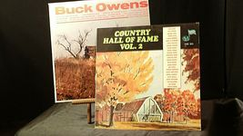 Buck Owens – Country Hall Of Fame Vol. 2  AA20-RC2111 Vintage image 3