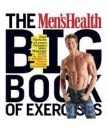 The Men's Health Big Book of Exercises - $39.60