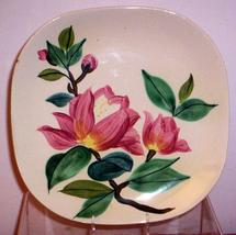 MID CENTURY MODERN--REDWING--BLOSSOM TIME DINNER PLATE - $8.95