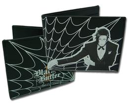 Black Butler 2: Claude Web Bi-Fold Wallet *NEW* - $19.99