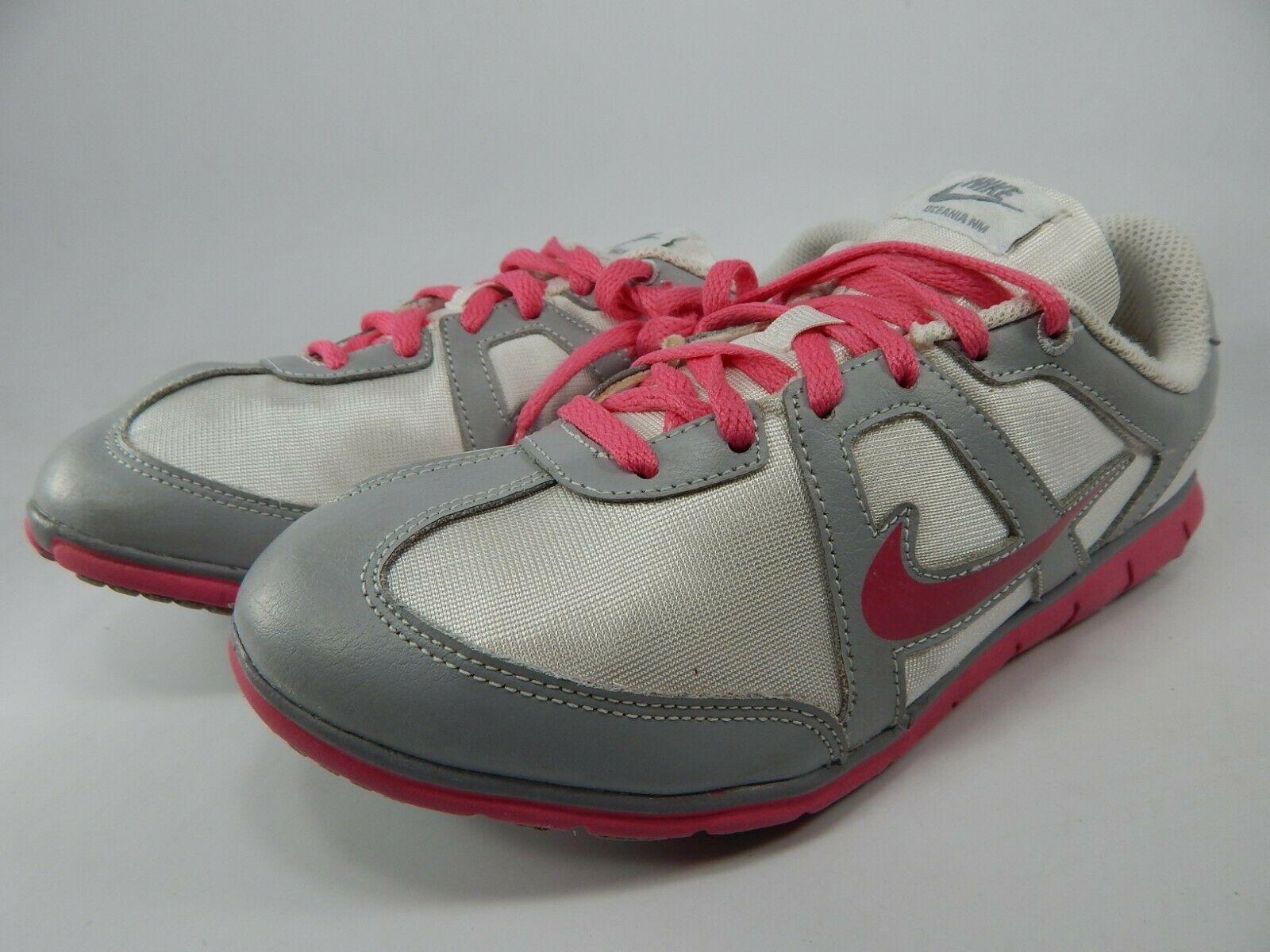 Nike Oceania NM Misura 6.5 M (B) Eu 37.5 Donna Scarpe Sneakers Bianco 677136-610