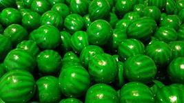 Watermelon Dubble Bubble Gumballs Bulk- 1 Pound Pack - $9.51