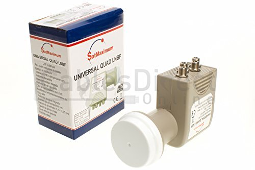 SL5 replacement 6 output SL5KRBR0-01 SWM30 DIRECTV Reverse Band 5 Legacy LNB