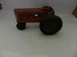 Hubley Jr Diecast Farm Tractor IH Kiddie Toy   - $24.74