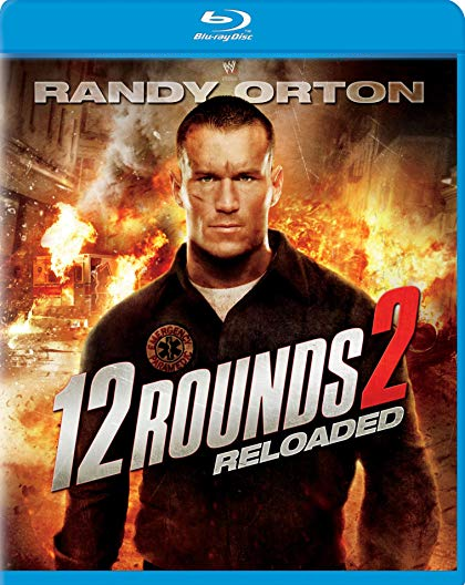 12 Rounds 2: Reloaded (Blu-ray + DVD)