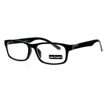 Pablo Zanetti Clear Lens Glasses Rectangular Optical Frame 53-18-140 - $9.95
