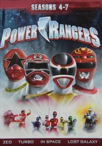 Power rangers seasons four seven 4 7  2013 dvd  21 disc  limited edition thumb200