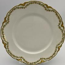 """Haviland Limoges Schleiger 98 Clover Leaf Dinner plate 9 1/2 """" - $20.00"""