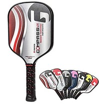 Gamma Compass LH NeuCore Pickleball Paddles with Honeycomb Grip, Texture... - $139.99