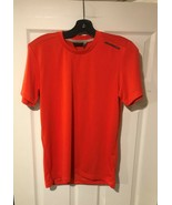 Adidas Porsche RUN BS Red Tee shirt Size Small  FREE SHIPPING W43678  - $89.07