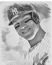 Aaron Judge New York Yankees PhotoArt Print Pic Var Sizes & Options All-... - $4.77+
