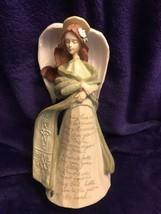 2004 Enesco Foundations Angel by Karen Hahn #4001680 Gaelic Blessing - $24.70