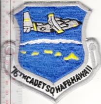 US Civil Air Patrol CAP Hawaii 76th Cadet Squadron, Hickam Airbase USAF AUX  - $9.99