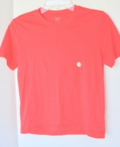 PAC SUN Basic Tee Gorgeous Rich Coral Red T Shirt Size XS NWOT - $8.90