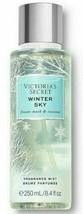 Victorias Secret Winter Sky Frozen Musk & Coconut Fragrance Mist Spray-2... - $18.47