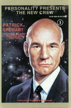 Star Trek: The Next Generation Biography Comic Book Patrick Stewart 1991... - $4.99