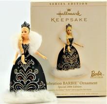 Celebration Barbie Hallmark Keepsake Ornament Special 2006 Series Edition - $13.85
