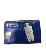 Brita standard Replacement Filters. 3 Sealed, 1 Unsealed. New In Box. - $14.50