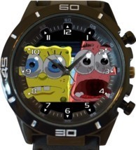 Spongebob New Gt Series Sports Unisex Gift Watch - £28.09 GBP
