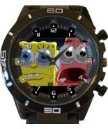Spongebob New Gt Series Sports Unisex Gift Watch - €31,31 EUR